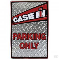 Case IH parking only